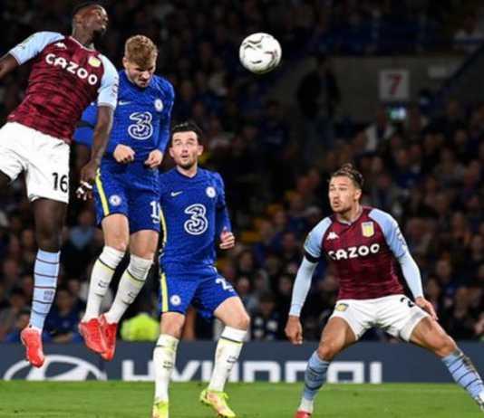 Chelsea Triumph Over Villa In Shootout
