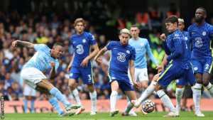 Manchester City Defeat Chelsea At Stamford Bridge, Ends Unbeaten Run