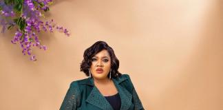 Toyin Abraham Celebrates As She Clocks 41