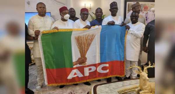 Six Anambra Lawmakers Dump APGA For APC