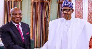 I'll Help Imo Fight Insecurity, Buhari Tells Uzodinma