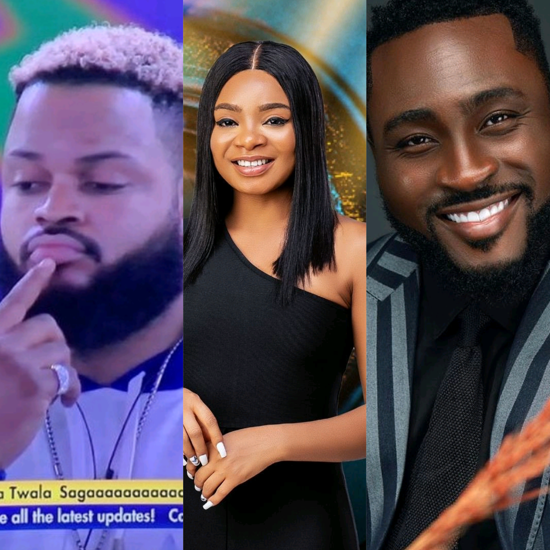 BBNaija Shine Ya Eye: Pere Picks Fight With White Money, Clashes With Queen