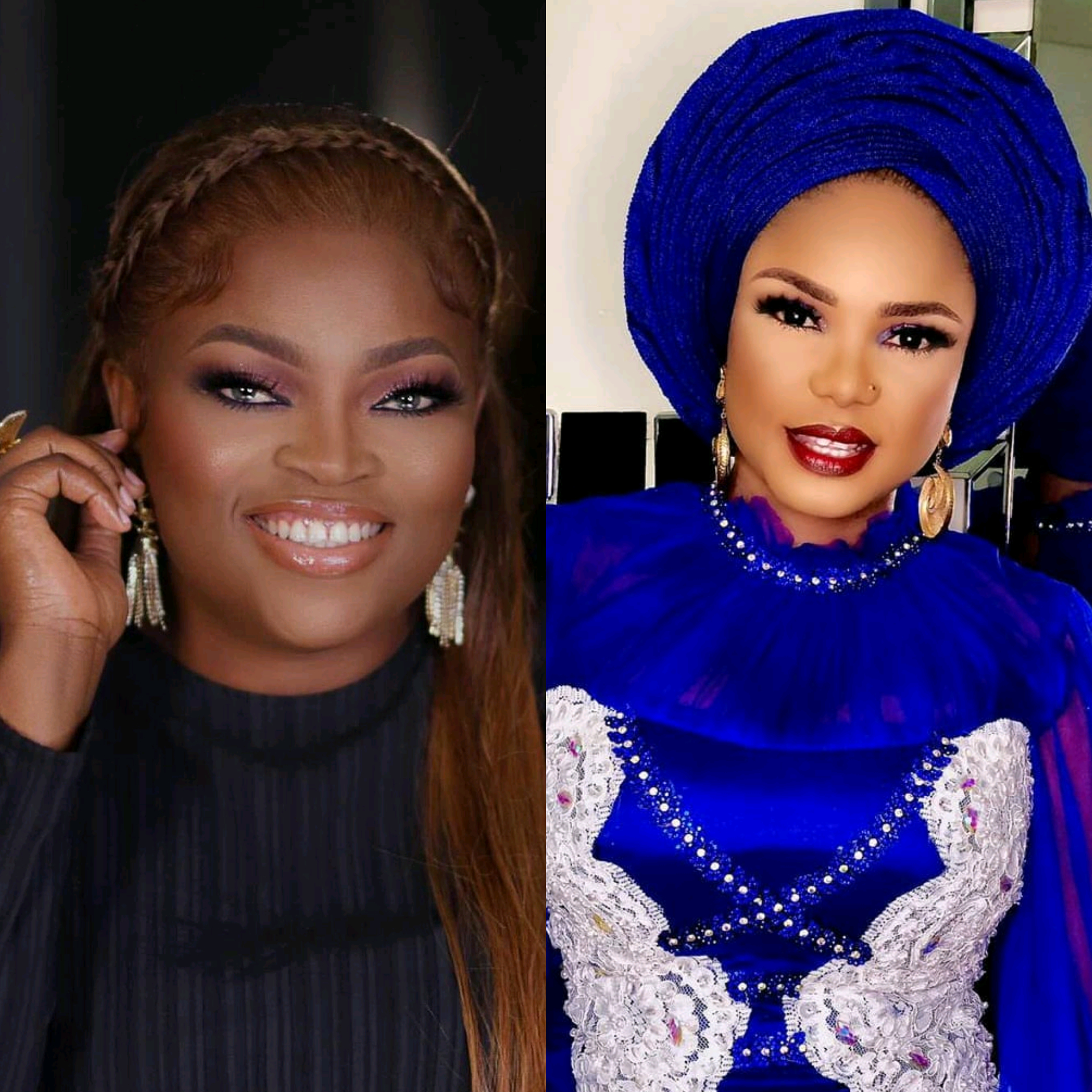 Iyabo Ojo Calls Out Funke Akindele Over Toyin Abraham's New Movie, 'The Ghost And The Tout Too'