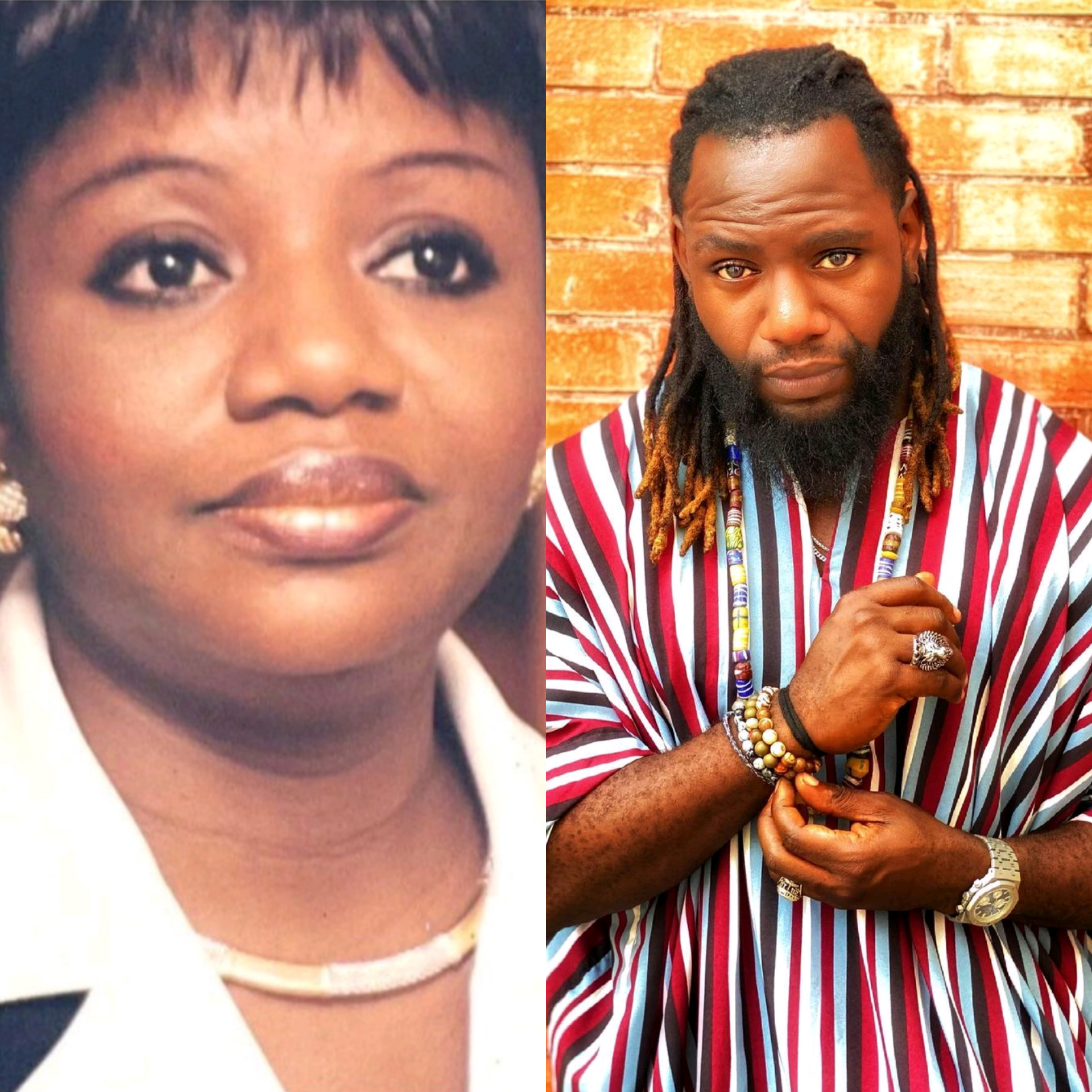 Actor Jimmy Odukoya Celebrates His Mum, Bimbo Odukoya On Her Posthumous Birthday