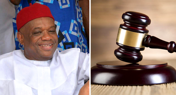 BREAKING: Court Prohibits FG From Retrying Orji Kalu Over Alleged N7.1bn Fraud