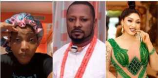 """""""He's A Professional Blackmailer,"""" Actress Doris Ogala Exposes Tonto Dikeh's Ex-boyfriend, Prince Kpokpogri"""