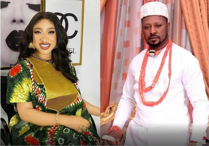 Tonto Dikeh's Ex-boyfriend, Prince Kpokpogri Denies Being Arrested By DSS (Video)
