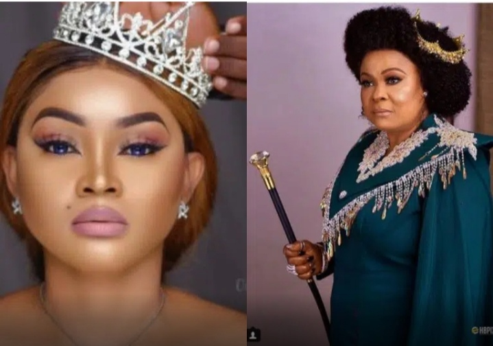 Thank You For Being An Inspiration, Mercy Aigbe Tells Sola Sobowale