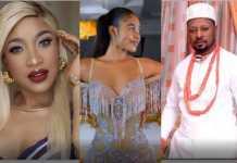 """Leaked Tape Of Me Talking About Jane Mena Is Fake"" - Actress Tonto Dikeh's Ex-boyfriend, Prince Kpokpogri"