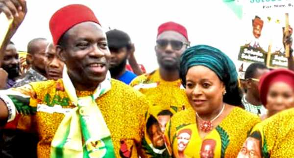 Supreme court affirms Soludo as APGA governorship candidate