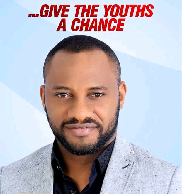 I'll Defeat All Candidates In A Free, Fair Presidential Election - Actor Yul Edochie