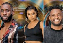 BBNaija Shine Ya Eye: Emmanuel, Cross, Liquorose Make It To Finals