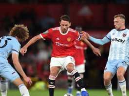 Man Utd Crash Out Of League Cup