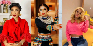 """""""If Not For Tonto, You'd Still Be A Nobody,"""" Singer Daffy Blanco Slams Bobrisky With Receipts"""