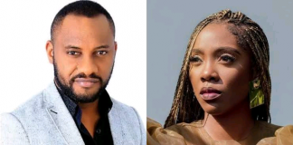 """Sex Tape: """"You've Inspired Many People,"""" Actor Yul Edochie Tells Tiwa Savage"""