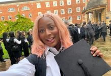 """""""I Worked Hard To Get In,"""" DJ Cuppy Celebrates Her Oxford University Matriculation"""