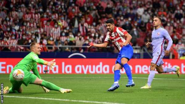 Barca's Woes Continue With Loss Against Atletico