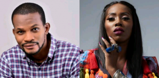 Uche Maduagwu Slams Tiwa Savage For Talking About Her Leaked Sex Tape