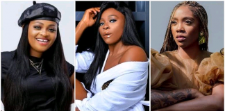 """You Are The Real Queen,"" Actress Ifemelu Dike Tells BBNaija's Tega"