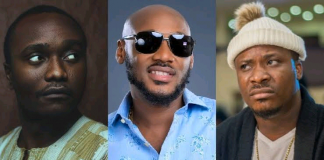 Singer Jaywon Tackles Brymo For Saying 2face's Reign Is Over