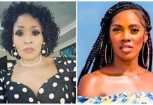 "Sex Tape: ""Anyone Supporting You Is Fake,"" Kemi Olunloyo Tells Tiwa Savage"