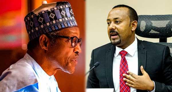 Buhari Calls For Peace, Stability In Ethiopia