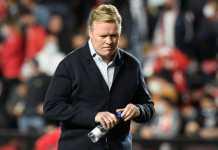 Barcelona Sack Ronald Koeman As Coach