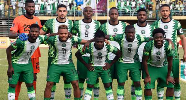 W/Cup Qualifier: Nigeria Beat CAR To Avenge First Leg Loss
