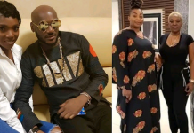 """""""The Real First Lady,"""" Singer 2face Idibia's Sisters Link Up With His Babymama, Pero"""