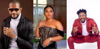 BBNaija's Tega Reacts As Uche Maduagwu Slams Boma