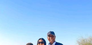 Regina Daniels, Ned Nwoko Take Their Son On Israel Pilgrimage To Celebrate Her Birthday