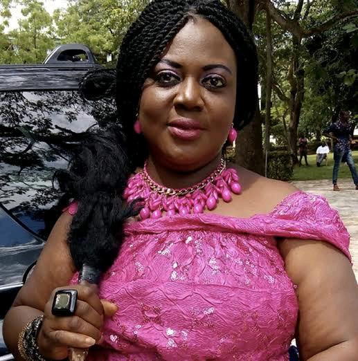 """""""Stop Snatching Your Fellow Women's Husbands,"""" Actress Uche Ebere Tells Women"""