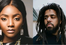 """""""I Almost Passed Out,"""" Singer Simi Says As She Meets J Cole (Video)"""
