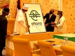 Digital Currency Will Boost GDP By $29bn In 10 Years, Says Buhari At eNaira Launch