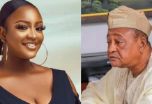 Actor Jide Kosoko Throws Weight Behind His Daughter Over Cyber Bullying