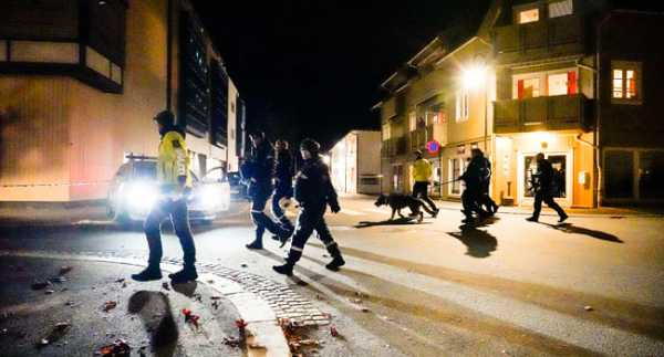 Man Kills Five, Injures Others With Bow And Arrow In Norway