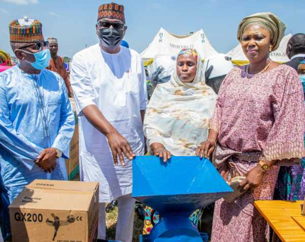 Kwara Govt Empowers Apprentices With Working Tools